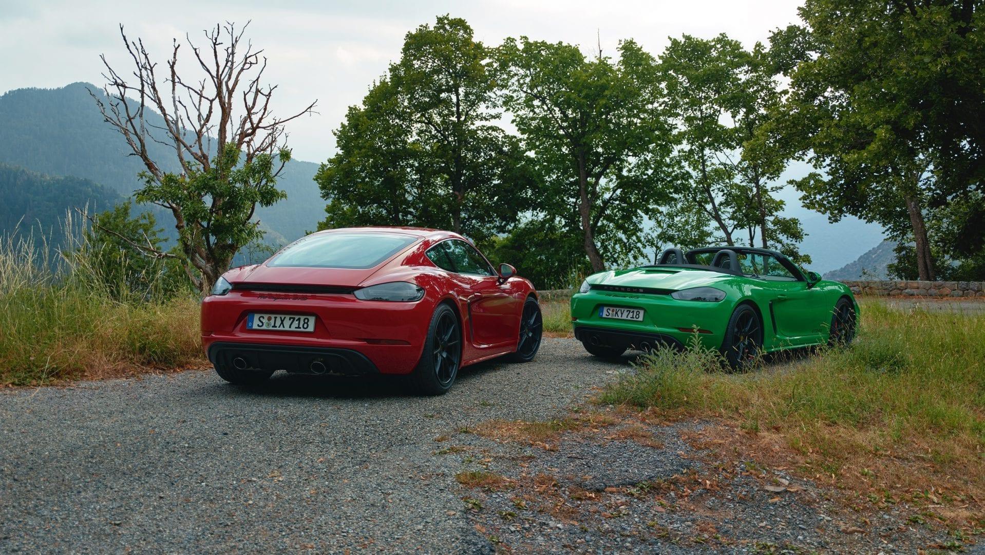 Porsche Mallit